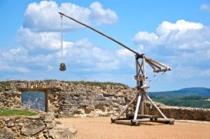King Stephen's Catapult