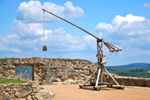 King Stephen's Catapult